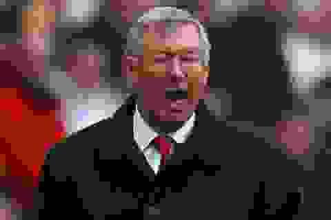 """4 cầu thủ chưa từng bị Sir Alex Ferguson """"sấy tóc"""""""