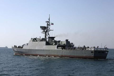 Iran hé lộ nguyên nhân tên lửa bắn nhầm vào tàu đồng đội trong tập trận