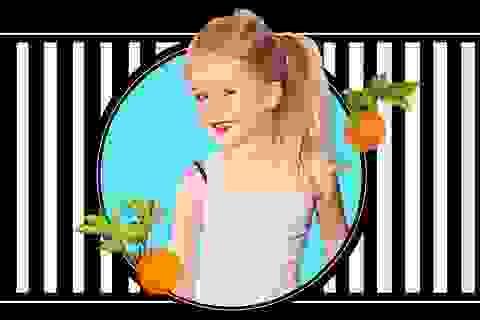 Đáng yêu bé 5 tuổi hóa thân thành các ngôi sao nổi tiếng