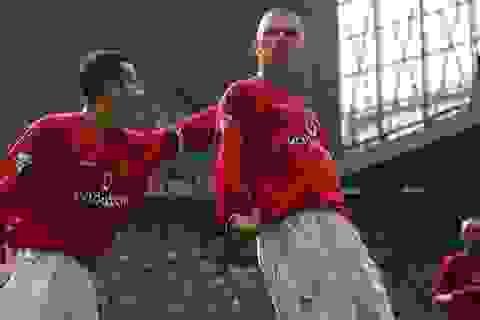 """Giggs: """"Sir Alex không cố ý đẩy Beckham khỏi Man Utd"""""""