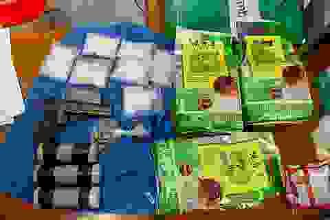 """Vụ nổ căn hộ chung cư tại TPHCM:  Khám phá """"ổ"""" ma túy trữ mìn, súng"""