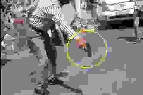 """Vụ """"rút súng sau va chạm giao thông"""" ở Bạc Liêu: Xử phạt hành chính!"""
