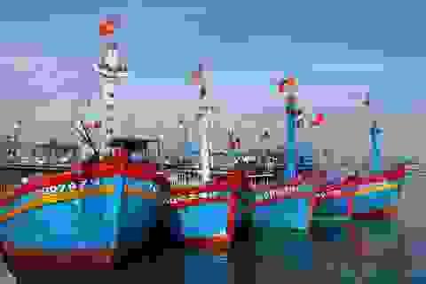 Lệnh dừng đánh cá của Trung Quốc không có giá trị ở vùng biển Việt Nam