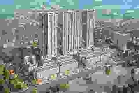 Văn Phú - Invest chính thức mở bán tòa V1 - Tòa view hồ tuyệt đẹp