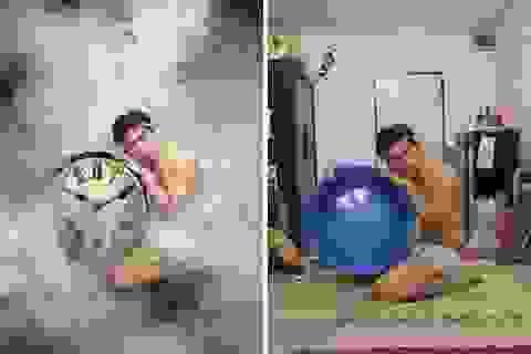 Hậu trường hài hước của những bức ảnh đẹp lung linh trên mạng
