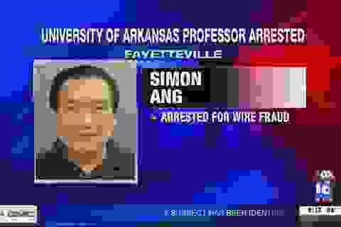 Giáo sư Mỹ bị bắt vì che giấu nguồn tài trợ từ Trung Quốc