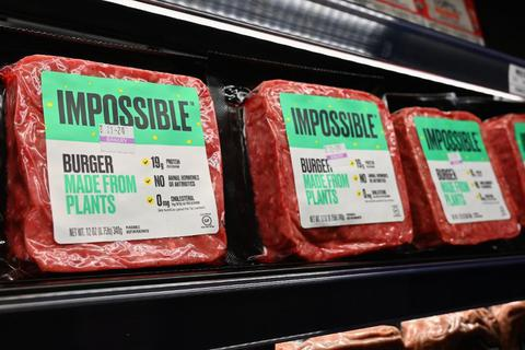 """Thịt lợn làm từ đậu nành, vào nhà hàng coi chừng dính """"cú lừa"""""""