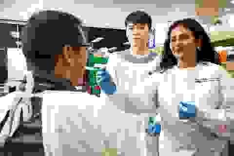 Phương pháp xét nghiệm nước bọt đầu tiên phát hiện được ung thư tiềm ẩn
