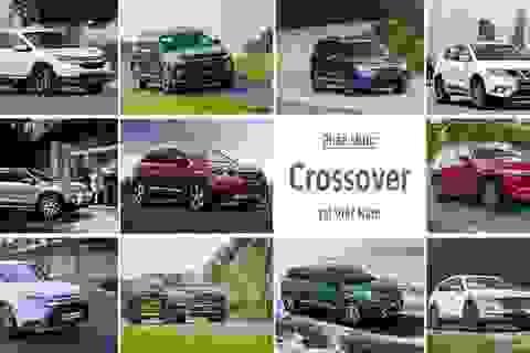Thị trường ôtô tháng 4/2020: Mẫu xe nào bán ít nhất phân khúc crossover?
