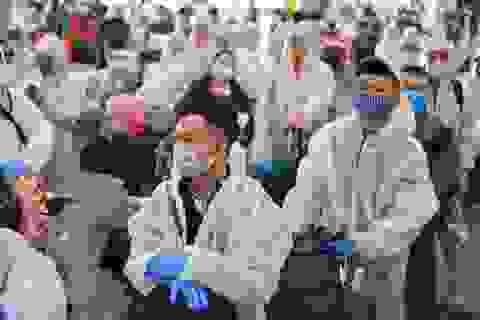 345 người Việt mắc kẹt tại vùng dịch lớn thứ 2 thế giới đã về nước an toàn
