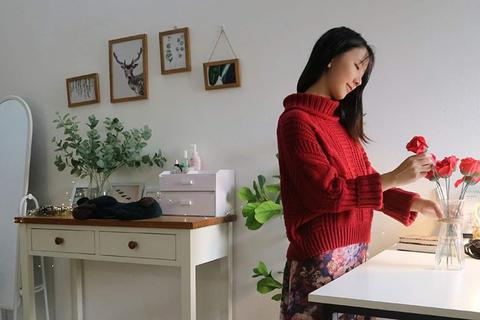 """Cô gái Hà Nội """"gây sốt"""" với màn biến hóa nhà đẹp không ngờ chỉ 3 triệu đồng"""