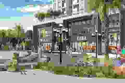 Triển khai tuyến phố đi bộ như trong sân bay Changi giữa lòng tòa tháp cao cấp nhất  Ecopark