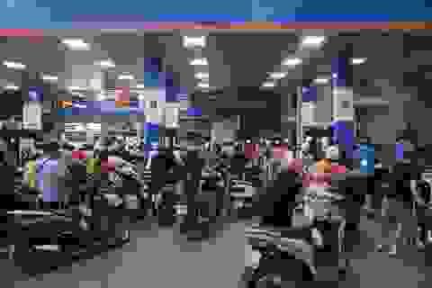 Giá xăng bật tăng sau chuỗi giảm liên tiếp 8 phiên