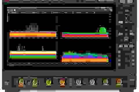 Ra mắt máy hiện sóng tín hiệu hỗn hợp Infiniium MXR Series mới