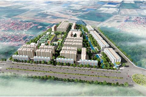 Tổ hợp đô thị thông minh tại Khu Công nghiệp Yên Phong, điểm sáng thu hút giới đầu tư sau Covid 19