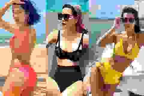 Người đẹp Việt đua nhau diện bikini hút mắt