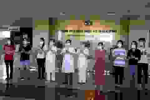 Thêm 3 bệnh nhân khỏi bệnh, Việt Nam chữa khỏi 263/320 ca mắc Covid-19