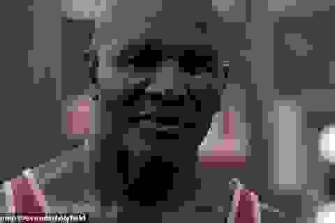 Tay đấm huyền thoại Holyfield tuyên bố sẽ hạ gục Mike Tyson khi tái đấu