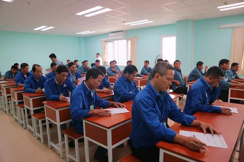 Bổ sung lịch trình tổ chức các kỳ đánh giá kỹ năng nghề quốc gia năm 2020