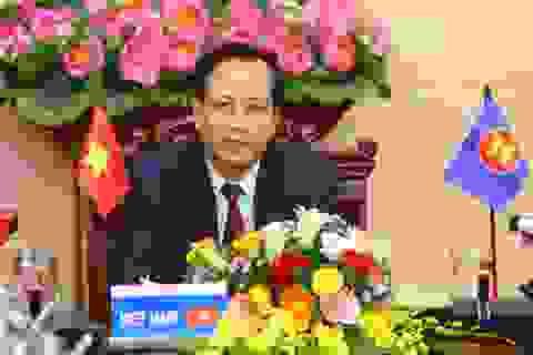 """Bộ trưởng Đào Ngọc Dung: """"Chung tay vượt qua thách thức của dịch Covid-19"""""""