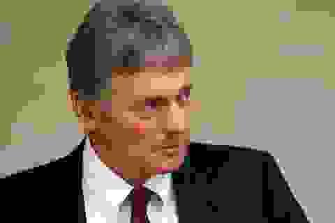 Phát ngôn viên của Tổng thống Putin viêm phổi kép do mắc Covid-19