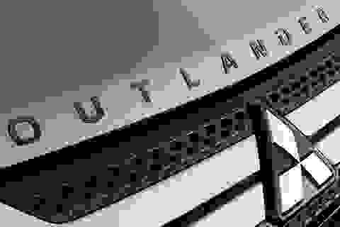 Mitsubishi Outlander có thể dùng động cơ Nissan