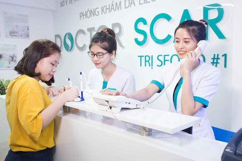 Phát hiện lý thú tại phòng khám chuyên điều trị sẹo rỗ hot nhất Sài Gòn - Phòng khám da liễu Doctor Scar