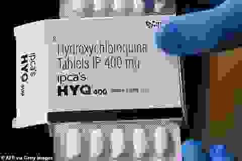 Điều trị Covid-19: Thuốc sốt rét không có tác dụng, gây nguy cơ đau tim