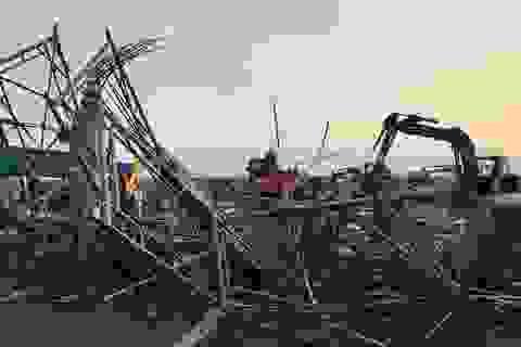 Vụ sập tường khiến 10 người tử vong: Khởi tố giám đốc đơn vị thi công