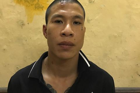 Hà Nội: Tóm gọn đối tượng dùng dao cướp xe máy trong đêm