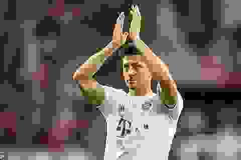 Bất ngờ với lựa chọn năm tiền đạo hay nhất thế giới của Lewandowski