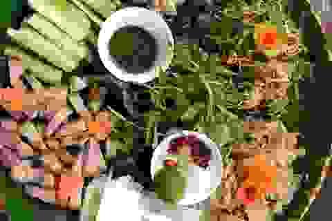 Ăn ít rau, nhiều muối thúc đẩy nguy cơ ung thư