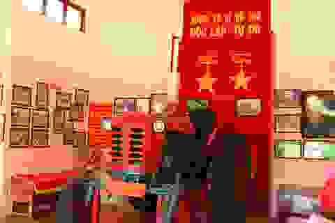 """Chiếc máy cày Bác Hồ tặng nhân dân vùng """"tuyến lửa"""" Vĩnh Linh"""
