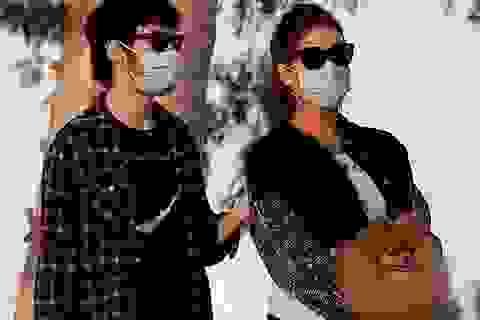 Kate Beckinsale hạnh phúc bên bạn trai kém 24 tuổi