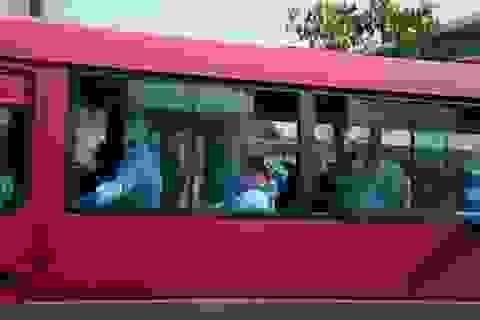 Đà Nẵng đón hơn 200 công dân Việt Nam từ Đức và Tây Ban Nha về