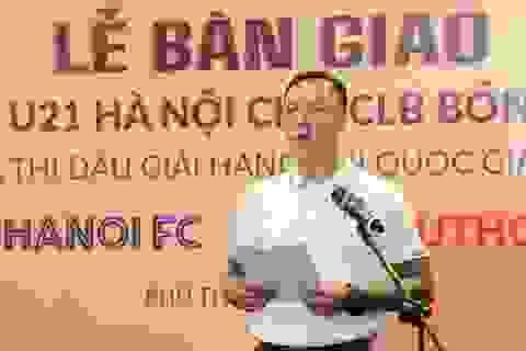 Được U21 Hà Nội chuyển giao, Phú Thọ đặt mục tiêu thăng hạng Nhất