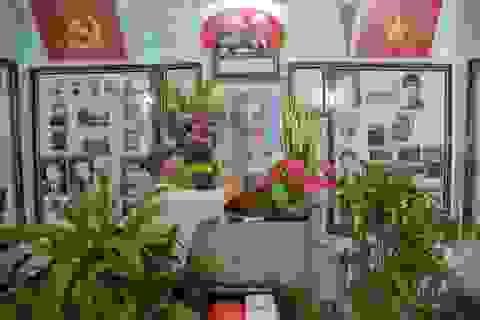 """Cụ ông dành gần nửa đời người xây dựng """"bảo tàng"""" về Bác Hồ ở Hà Nội"""
