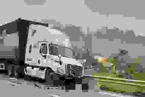 Xe container lấn làn gây tai nạn liên hoàn, học sinh lớp 12 tử vong