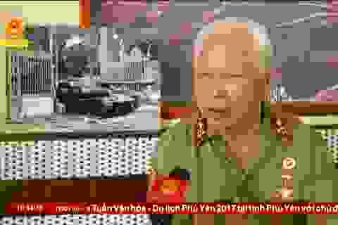 Vĩnh biệt người chỉ huy xe tăng 846
