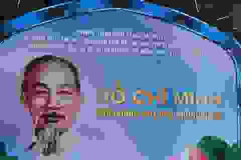 Nghệ sĩ quốc tế biểu diễn kỷ niệm 130 năm ngày sinh Chủ tịch Hồ Chí Minh