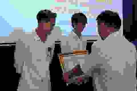"""Văn Toàn, Tuấn Anh được tuyên dương """"Công dân trẻ tiêu biểu Gia Lai 2019"""""""