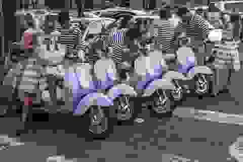 Italia: Thị trường xe máy bi đát vì Covid-19
