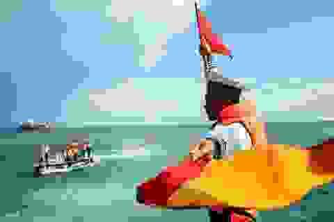 Bộ Quốc phòng: Trung Quốc không từ bỏ tham vọng độc chiếm Biển Đông