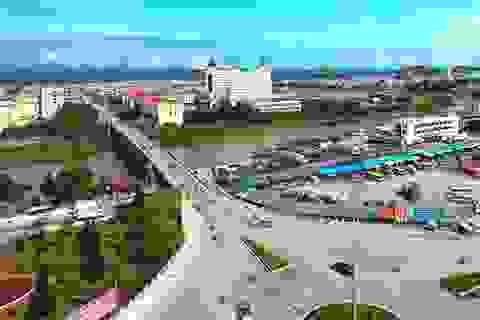 Biên giới với Trung Quốc bị ảnh hưởng, bờ sông suối lở dần về phía Việt Nam