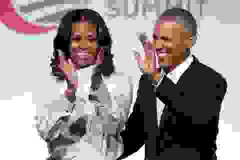 Hé lộ cách gia đình cựu tổng thống Obama tạo khối tài sản 135 triệu USD