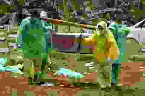 15 người  Indonesia nhiễm virus từ thi thể nạn nhân Covid-19 trong quan tài