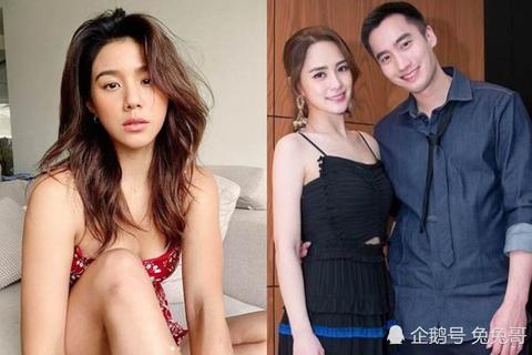 """Vừa ly hôn Chung Hân Đồng, chồng cũ đã """"thả thính"""" người mẫu xinh đẹp"""