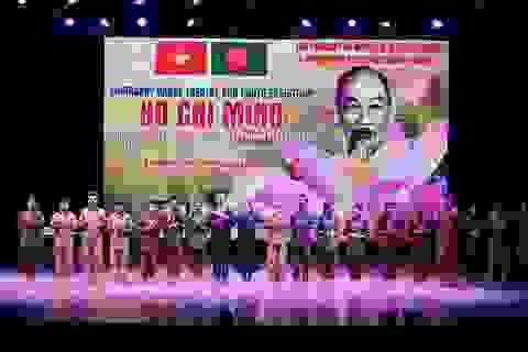 """""""Hồ Chí Minh là hình mẫu một chính trị gia đầy cống hiến"""""""