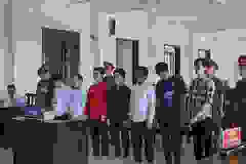 In tiền giả bán, nam thanh niên bị tuyên phạt 14 năm tù