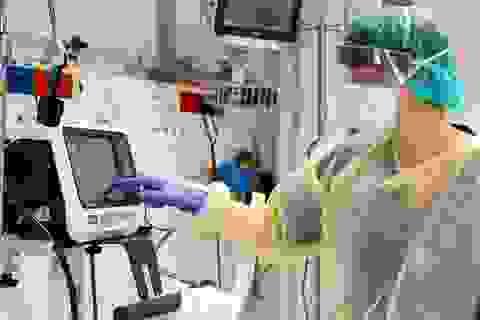 Mỹ tặng 200 máy thở giúp Nga chống dịch